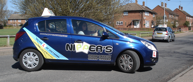 Hourly driving lessons from £10